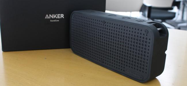 防水防塵でステレオサウンド!モバイルバッテリーとしても使える最強のBluetoothスピーカー「SoundCore Sport XL」レビュー