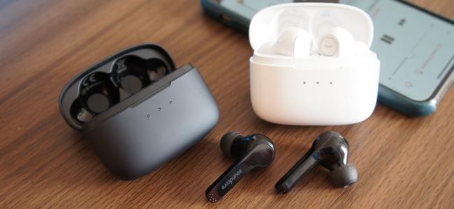 Ankerからタッチパッドを搭載、ノイズリダクション機能で高音質での通話も可能とした完全ワイヤレスイヤホン「Soundcore Liberty Air」が発売開始!