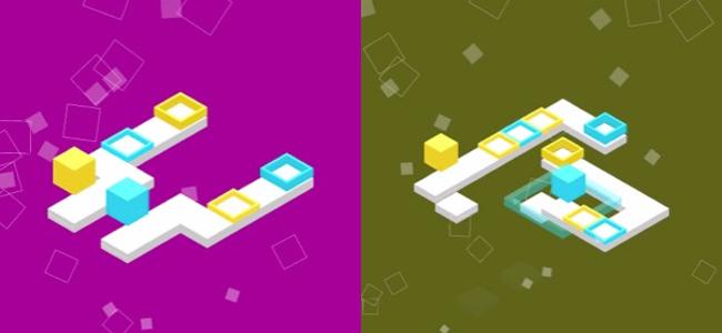 2つのブロックをタップで入れ替えるだけなのになかなか難しい。気がつくと音ゲー感覚になっている不思議なパズル「Swap Motion」レビュー