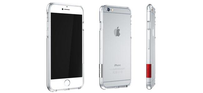 世界最薄!厚さ1mmのiPhone 6用バンパー「ThinEdge frame case」