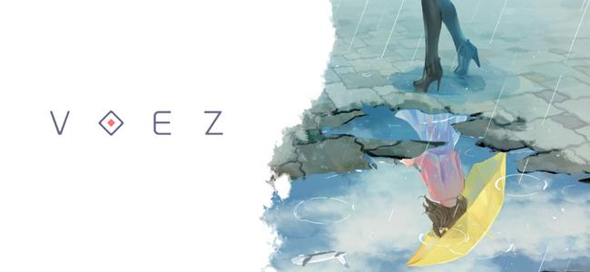 「deemo」「Cytus」のRayarkから新作音ゲー「VOEZ」がリリース!曲と共に滑らかに動くレーンが斬新
