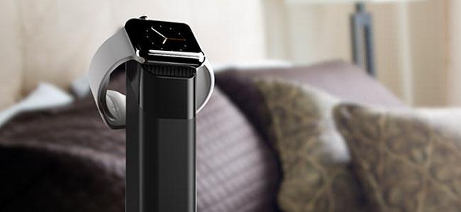 Apple Watch用充電ドック「WatchStand」がスタイリッシュでかっこいい
