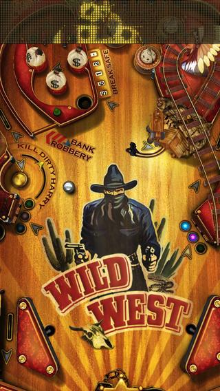 Wild West Pinball1
