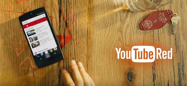 YouTubeから広告を消せる!月額9.99ドルでオフライン再生やバックグラウンド再生もできる「YouTube Red」発表!