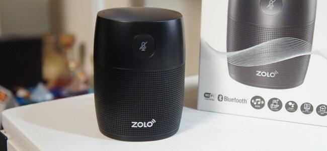AnkerからGoogleアシスタント搭載のスマートスピーカー「Zolo SonicG」が発売開始!