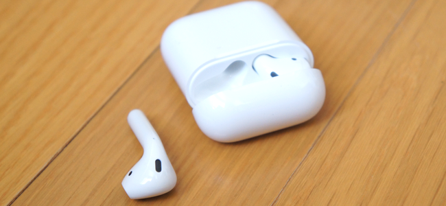 「AirPods」最新のファームウェア3.5.1が配信開始。iPhoneとペアリングしていれば充電中に自動で適用
