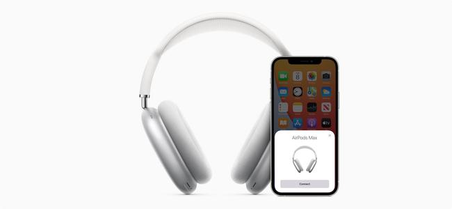 Appleが初のオーバーイヤーヘッドフォン「AirPods Max」を発表!発売開始!