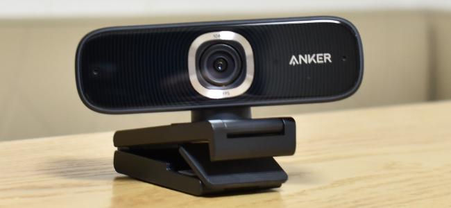 AnkerがPC用WEBカメラ「Anker PowerConf C300」を発売!フルHDでモーショントラッキングも搭載