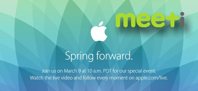 【更新完了!】Apple Watchの詳細が明らかに!?Appleスペシャルイベントリアルタイムレポート!