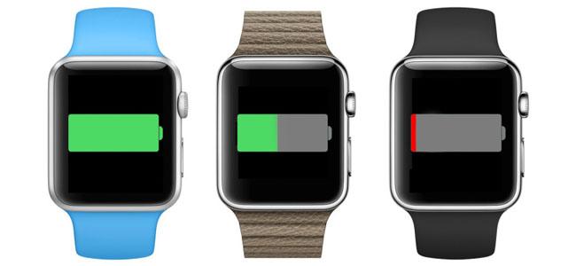 Apple Watch、19時間のバッテリー駆動時間を目指すも現状では厳しい様子