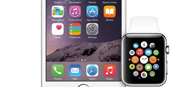 Apple Watchのコンパニオンアプリはこんな感じになるようです