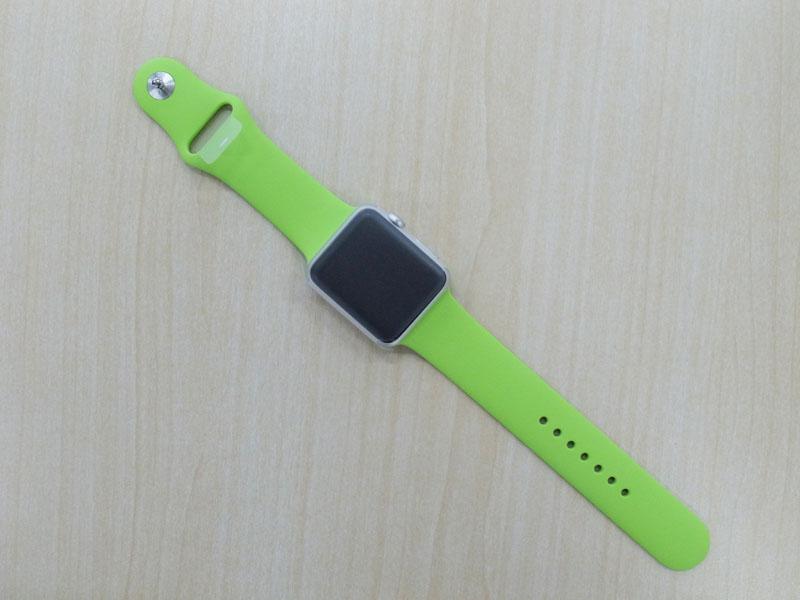 apple watch sport green (10)