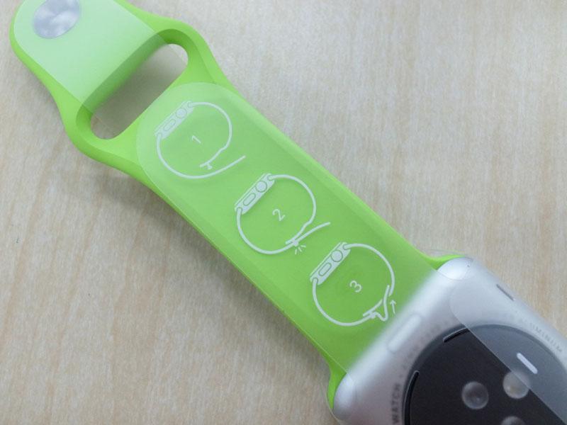 apple watch sport green (12)