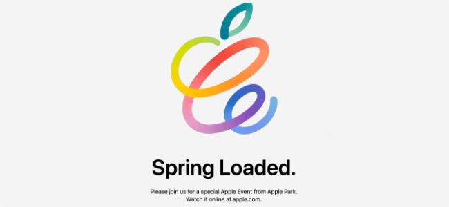 Appleがスペシャルイベントを4月20日に開催することを正式に発表