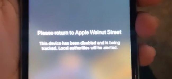 米国、暴動のどさくさに紛れてApple Storeから強奪されたiPhone、使用不可に