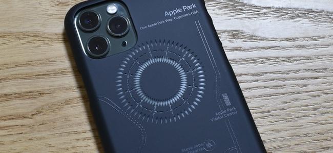 Apple好きならこれしかない。Apple本社社屋周辺の地図を模したパワーサポートのiPhoneケース「Kiriko Apple Park」レビュー