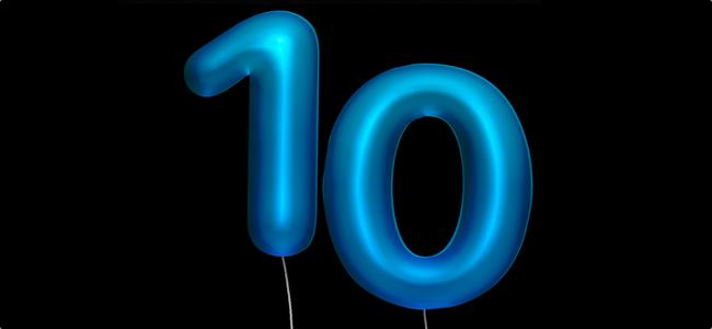 「Apple Store」アプリがリリースから10周年を記念してイースターエッグが登場