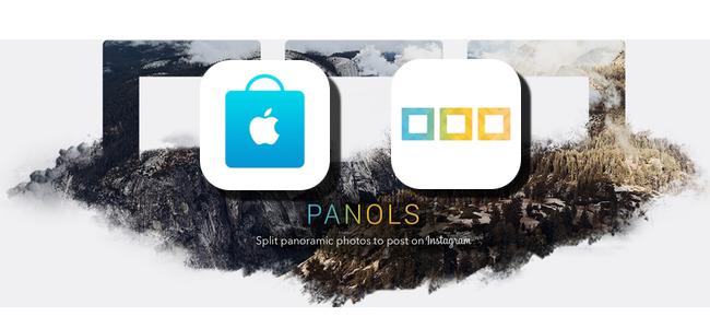 Apple Storeアプリ内でパノラマ写真作成・分割アプリ「Panols」を期間限定で無料配信中!