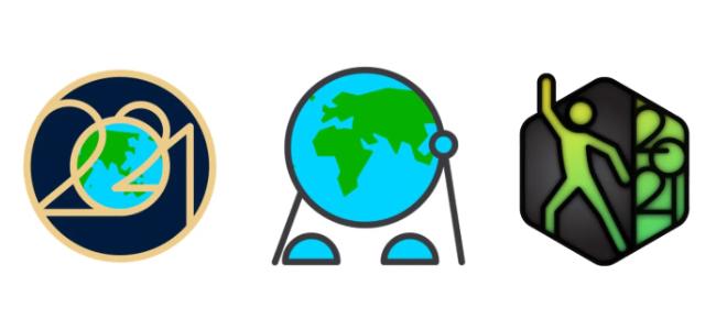 今年もApple Watchアクティビティの「アースデイチャレンジ」が4月22日に実施。30分以上のワークアウトで限定バッジとiMessageステッカーがプレゼント
