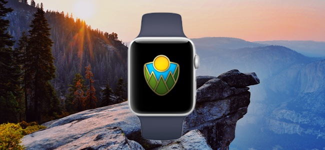 Apple Watchのアクティビティに1日限定の「国立公園チャレンジ」が登場。米国の国立公園を支援するキャンペーンの一環