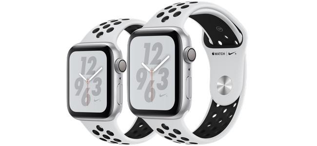 「Apple Watch Series 4 Nike+」モデルが本日発売開始