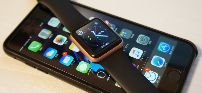 Apple Watchに表示させているアプリが動作しなくなった時の対処法