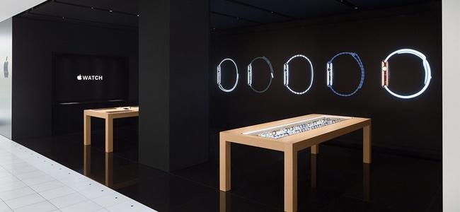 新宿伊勢丹内のApple直営Apple Watch専門店「Apple Watch at Isetan Shinjuku」が5月13日(日)で閉店へ