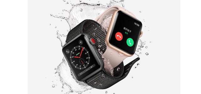 LTE通信搭載でiPhoneから解き放たれた「Apple Watch Series 3」単体での通話や通知の受信、Apple Musicでの音楽の再生が可能に