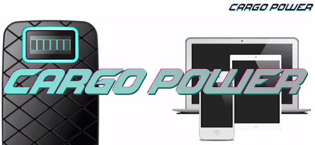 5分でiPhone 1回分の充電ができる高速モバイルバッテリー「CarGo Power」