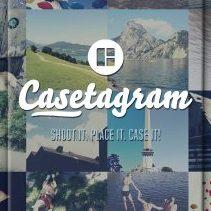世界にひとつのオリジナルiPhoneケースを作れる「Casetagram」を体験!プレゼントあり
