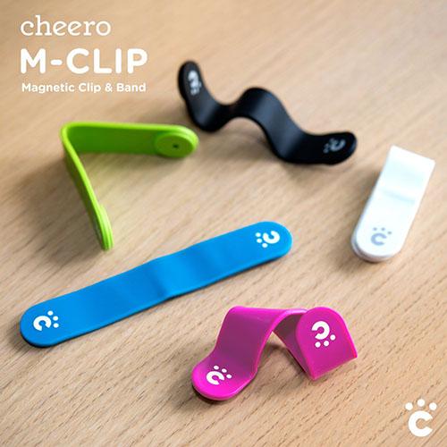 cheero m-clip