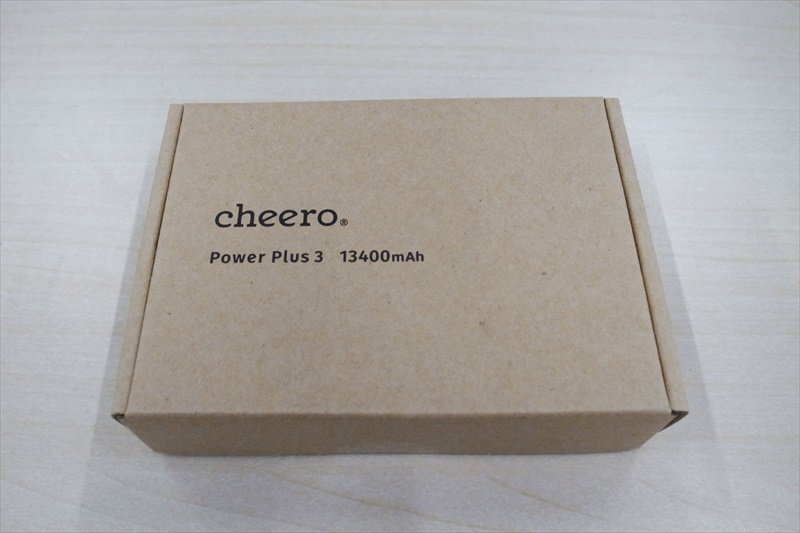 cheero power plus 3007