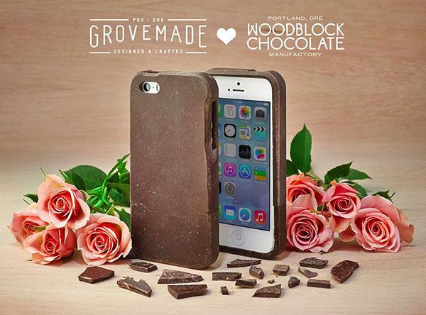 chocolate iphone case