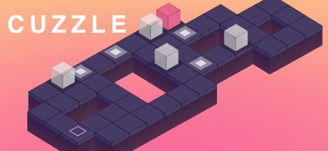1手ずつ細かく戻れてやり直しが効きやすい。序盤から難易度高めでスタイリッシュな現代版倉庫番型パズル「Cuzzle」
