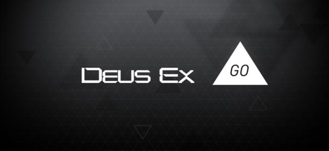 サイバーパンクな世界観で繰り広げられるステルスボード&パズルゲーム「Deus Ex GO」