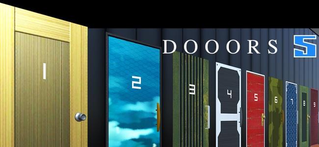 シリーズも長いしそろそろ楽勝か無茶な問題になるかと思ったら、相変わらず解き甲斐のある問題揃いだった定番脱出ゲーム「DOOORS 5」