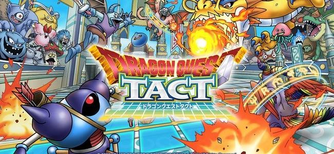 「ドラクエ」シリーズから新作アプリ「ドラゴンクエストタクト」発表。モンスターを指示して戦うタクティカルRPG。2020年配信予定