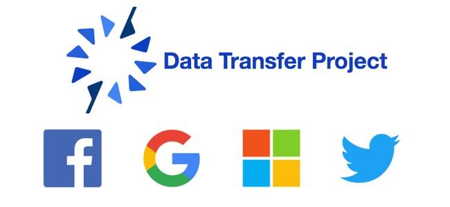 Facebook、Google、Microsoft、Twitterが共同で、ユーザーが簡単に自分のデータをサービス間移行できるようにする「データ転送プロジェクト」を発足