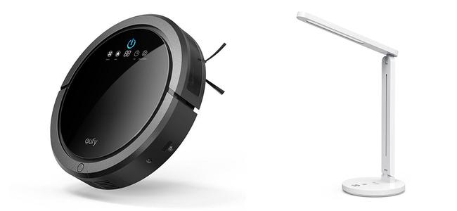 Ankerの新ブランドeufyから更に賢くなったロボット掃除機「RoboVac 20」とLEDデスクライト「Lumos A4」が発売開始!