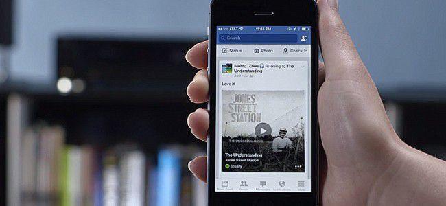 Facebookに新機能!iPhoneに音を聞かせるだけで聴いている音楽をプレビュー付きで共有できるぞ
