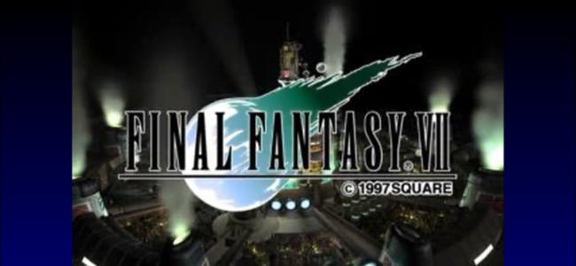 FF VIIがスマホで遊べる時代が到来!星の未来をかけた戦いがそこにはある。「FINAL FANTASY VII」