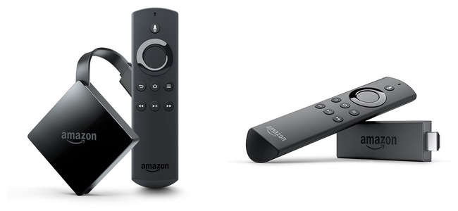 Amazonの「Fire TV」が2000円OFF、「Fire TV Stick」が1000円OFFとなるセールを実施中