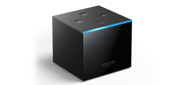 米AmazonがFire TV+Echoなストリーミング&スマートスピーカーデバイス「Fire TV Cube」をを発表