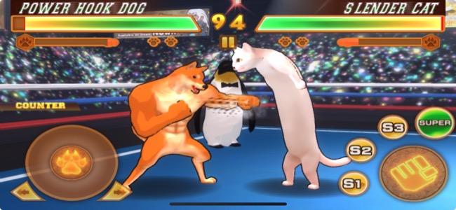 右フック犬にマッスル狐…ネットで話題になった動物たちが割とちゃんとした格ゲーになってやってきた!「Fight of Animals-Solo Edition」レビュー
