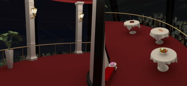 夜景が美しいおしゃれなパーティー会場から脱出せよ!「脱出ゲーム Forgotten」