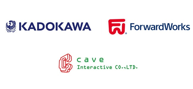 KADOKAWAとForwardWorksが新作スマートフォンゲームプロジェクトを発表。開発はケイブ