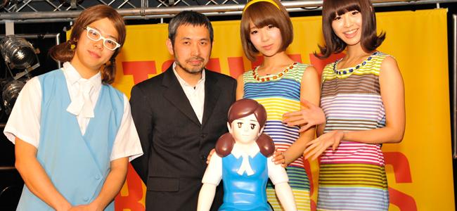 原作者によるフチ子誕生秘話も!「タワレコ」×「コップのフチ子」キャンペーン発表会に行ってきた!