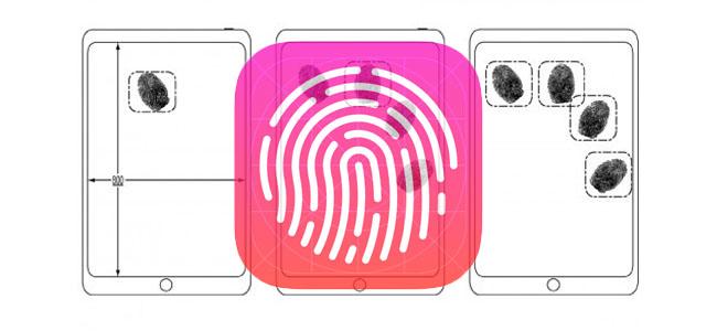 Touch ID以外でも指紋認証が!?Apple、指紋認証センサー統合ディスプレイの特許を申請