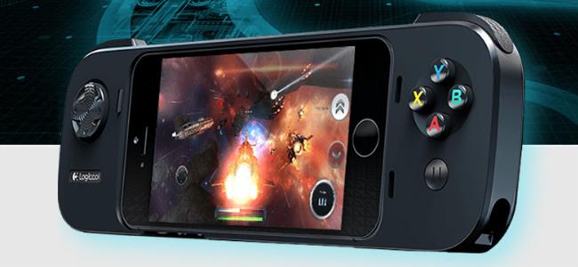 iPhone用MFi規格のゲームコントローラ「G550」、Apple Storeにて販売を開始!