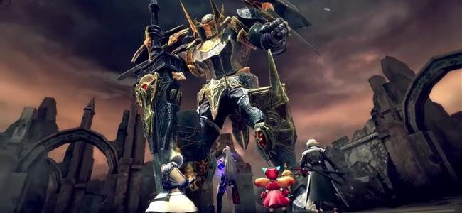 「GIGANT SHOCK」本日リリース!巨大モンスターの弱点を狙い撃て!かつて無い迫力のバトルが繰り広げられるハンティングアクションRPG!